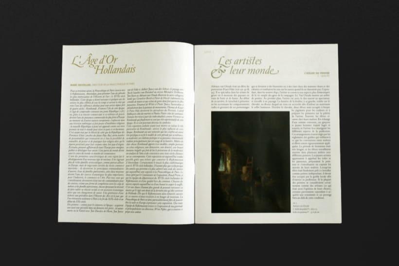 L'Age d'Or Hollandais: de Rembrandt à Vermeer 2