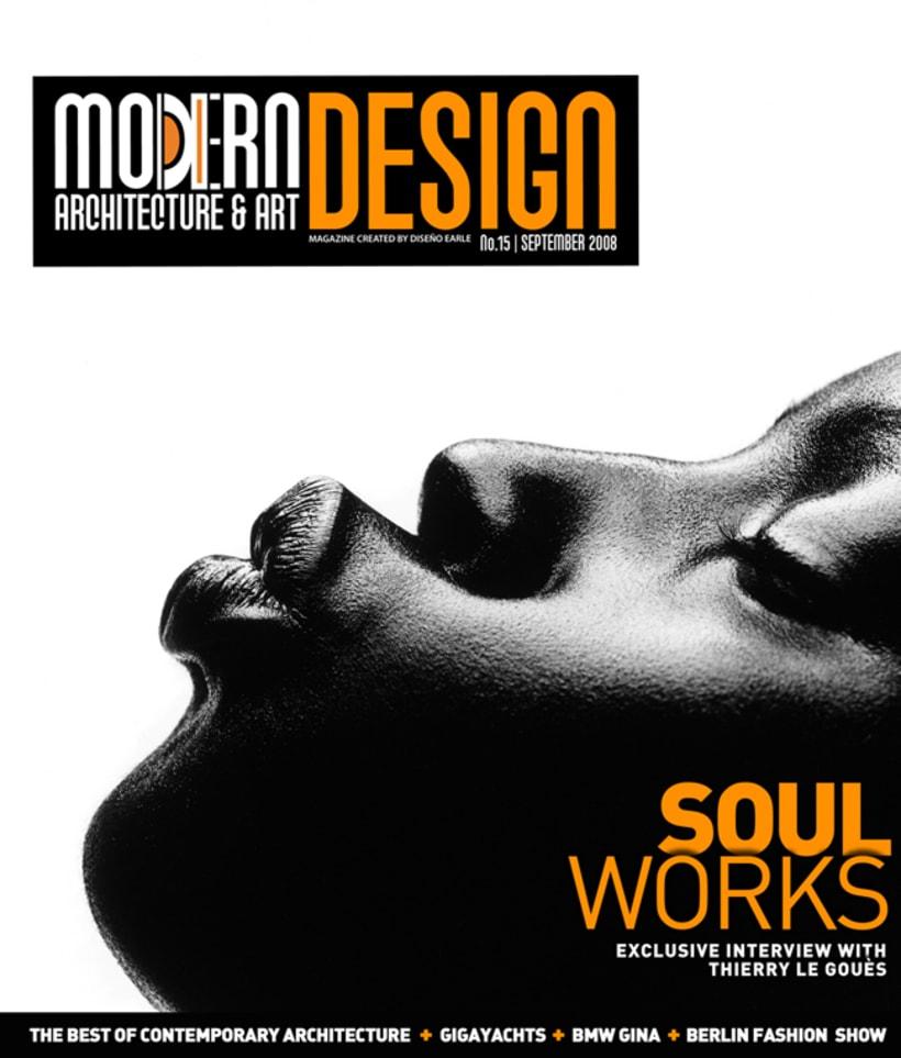 Modern Design magazine 44