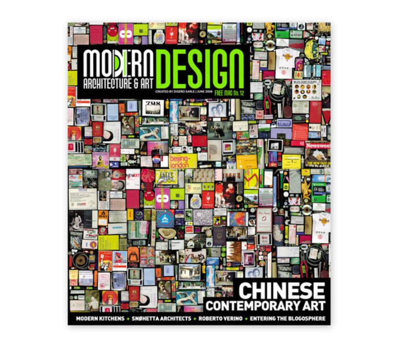 Modern Design magazine 48