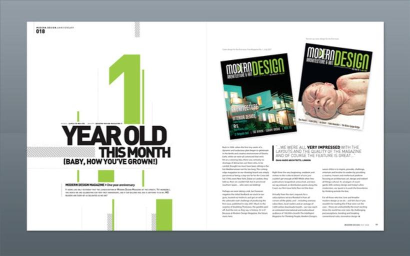 Modern Design magazine 35