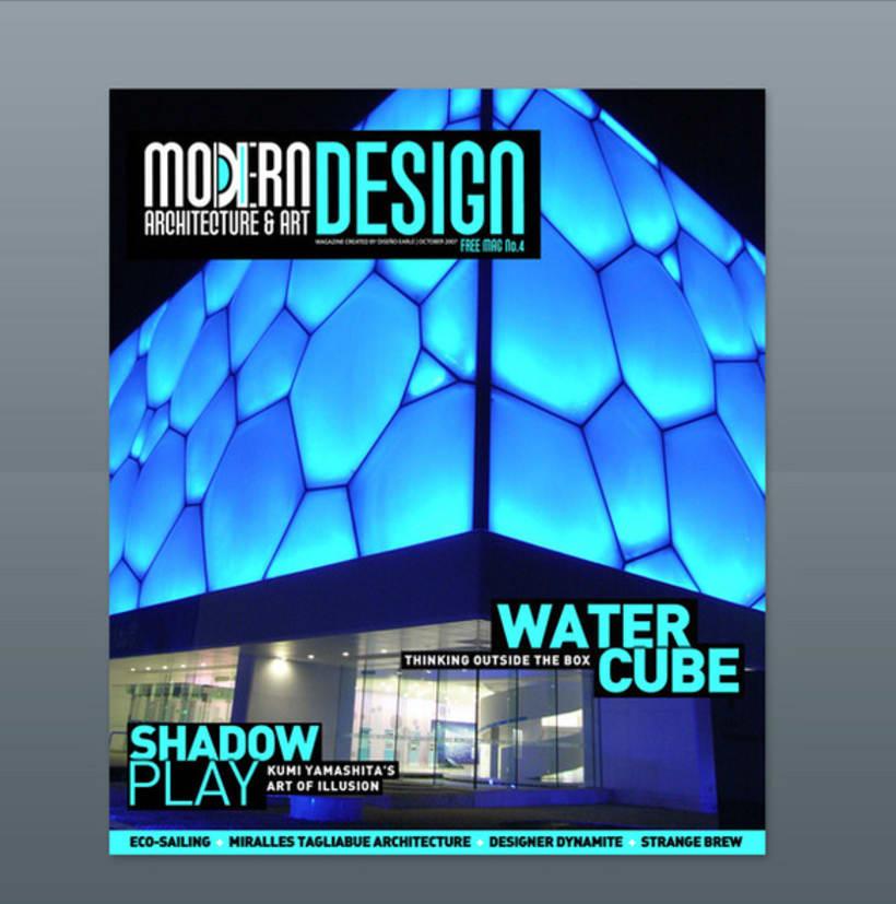Modern Design magazine 32