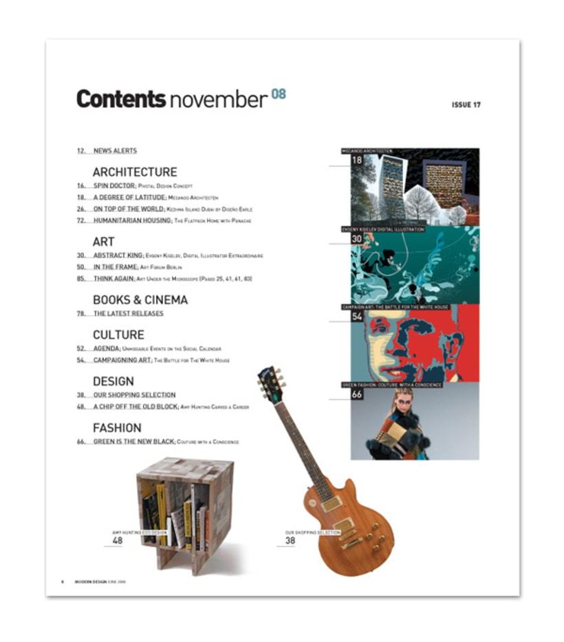 Modern Design magazine 19