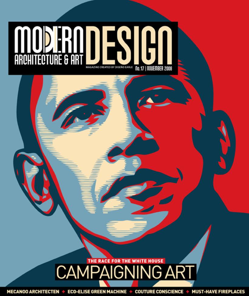 Modern Design magazine 9
