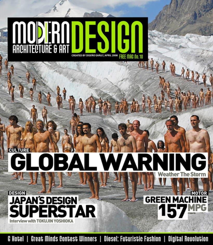 Modern Design magazine 6