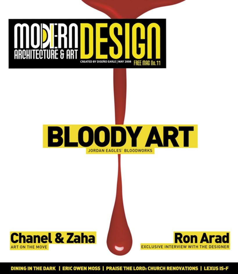 Modern Design magazine 7