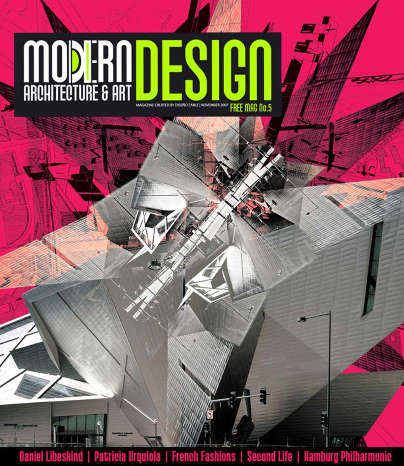 Modern Design magazine 3