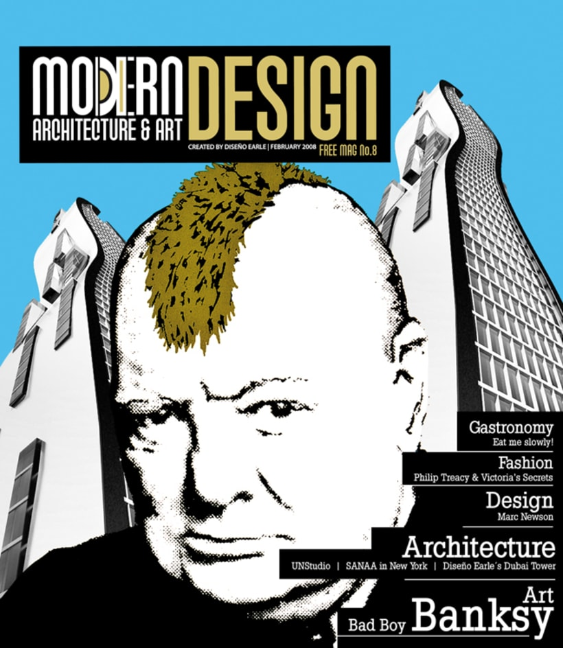 Modern design magazine domestika for Modern design magazine
