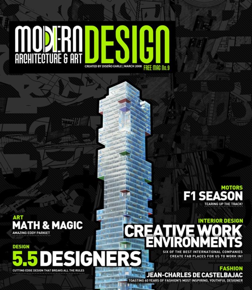 Modern Design magazine 5