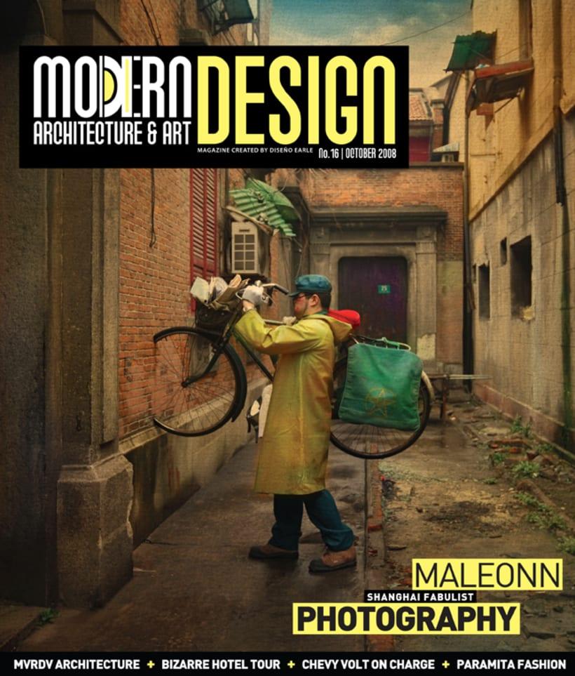 Modern Design magazine 8