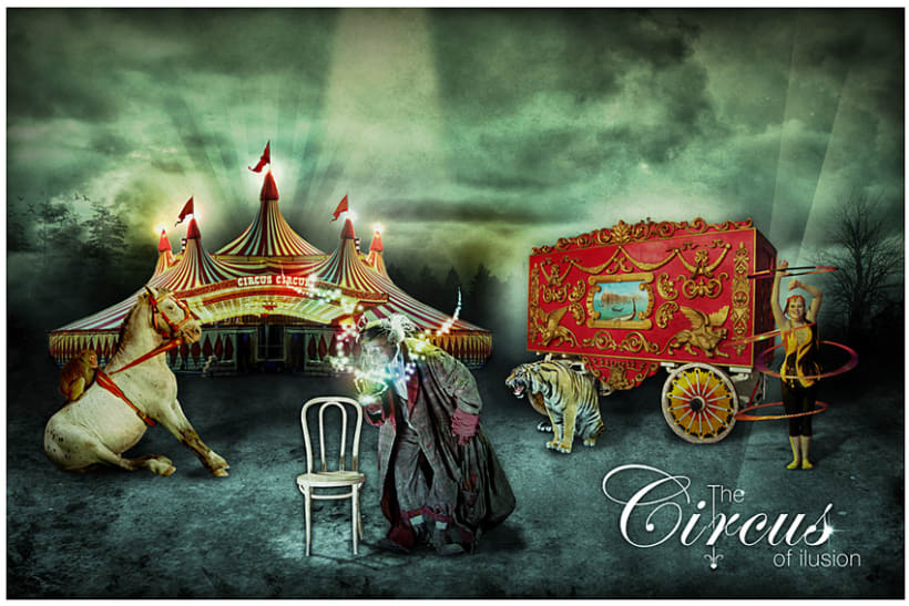 The circus of ilusion 1