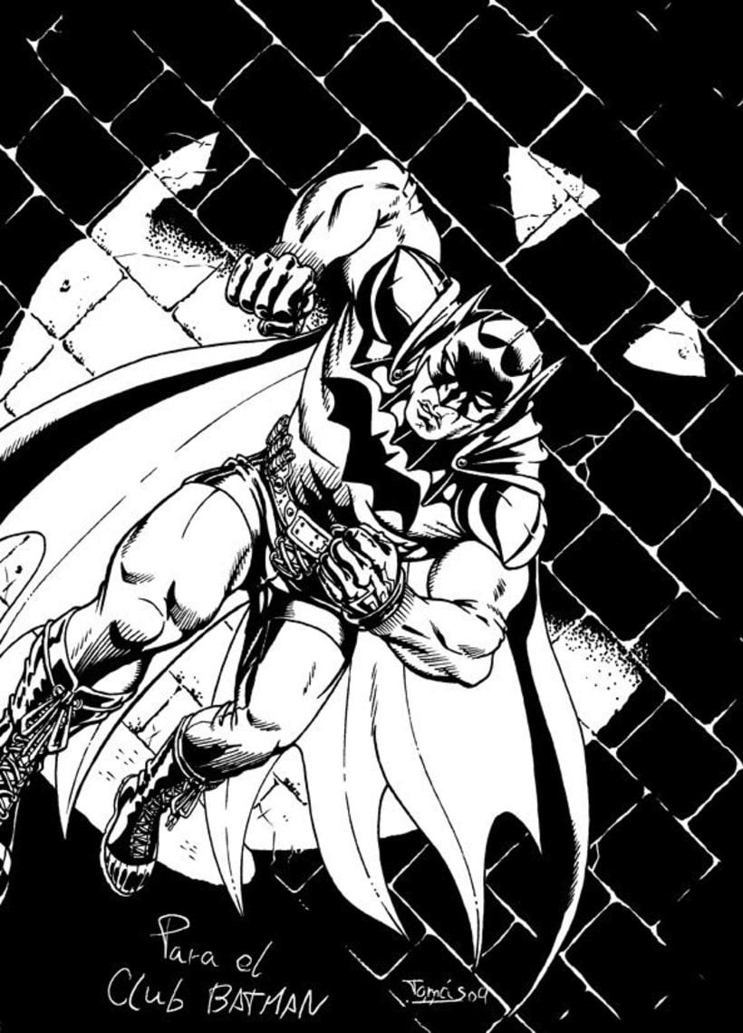 Batman año 100 1