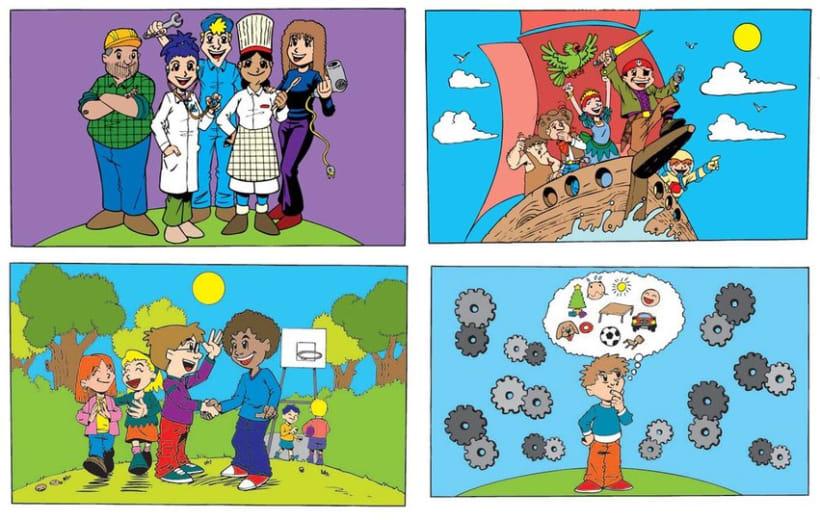 Edebe proyecto educacional 1