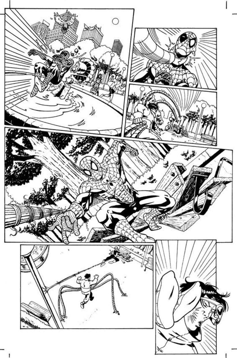 Spiderman pruebas pagina 1 1