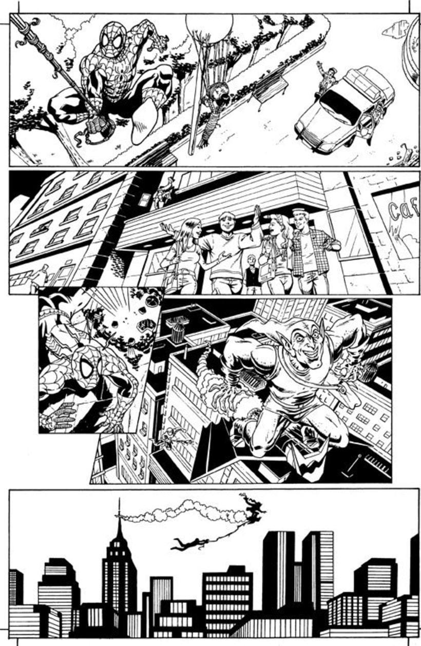 Spiderman pruebas pagina 2 1
