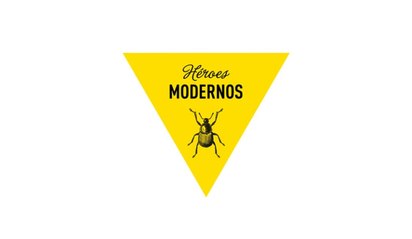Héroes Modernos 1
