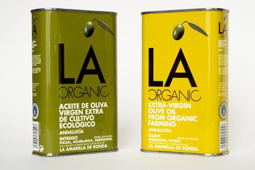 LA Organic 1