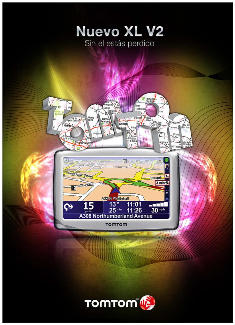 Tomtom XL V2 1