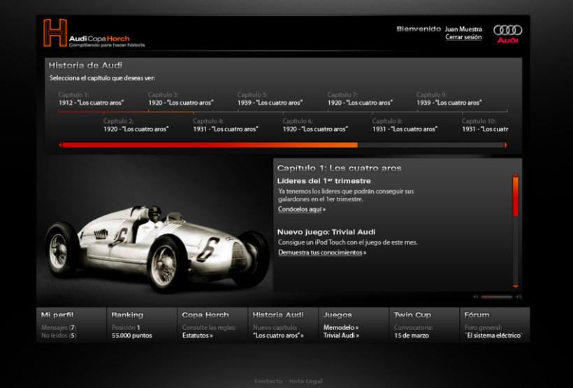 Audi Copa Horch 8
