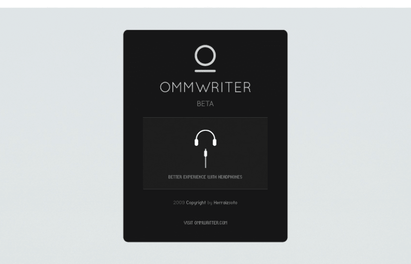 Ommwriter 2