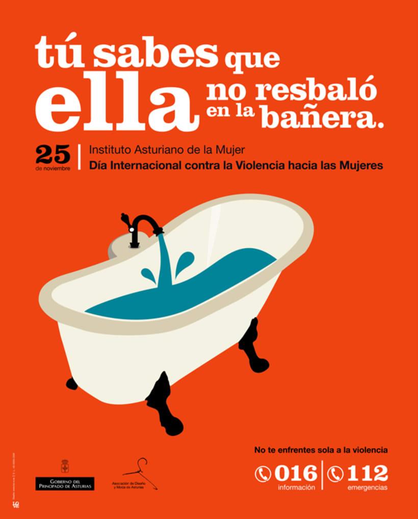 Día Internacional Contra la Violencia Hacia las Mujeres 4