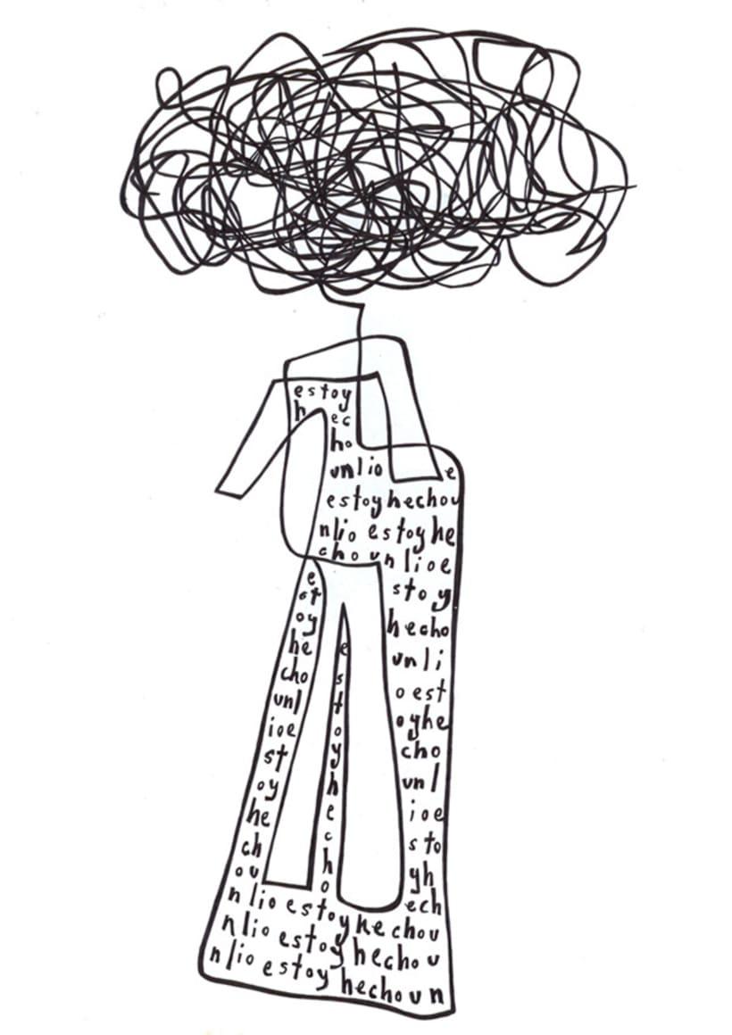 dibujos y letras. 3