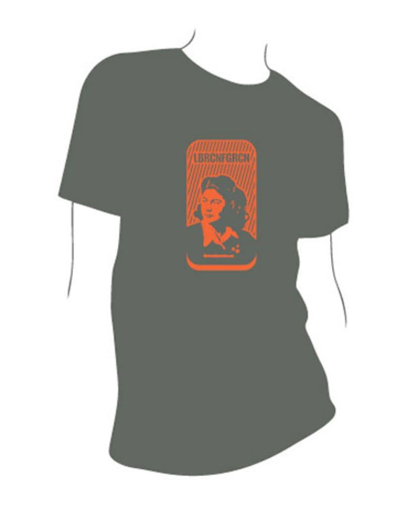 Camisetas LC 3