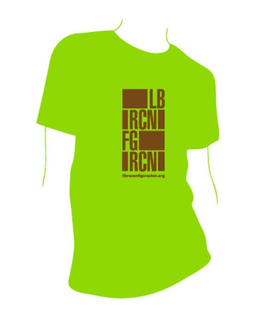 Camisetas LC 5