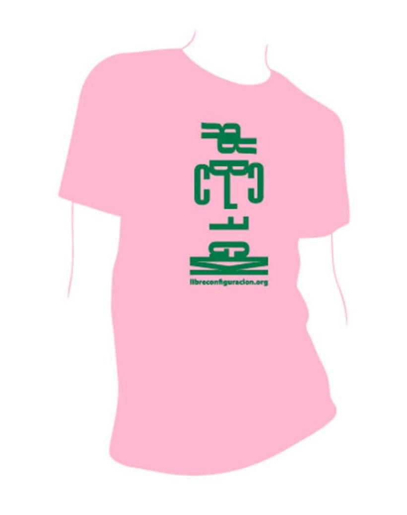 Camisetas LC 9