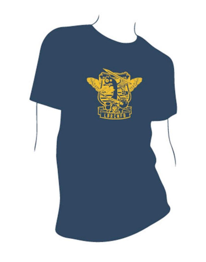 Camisetas LC 15