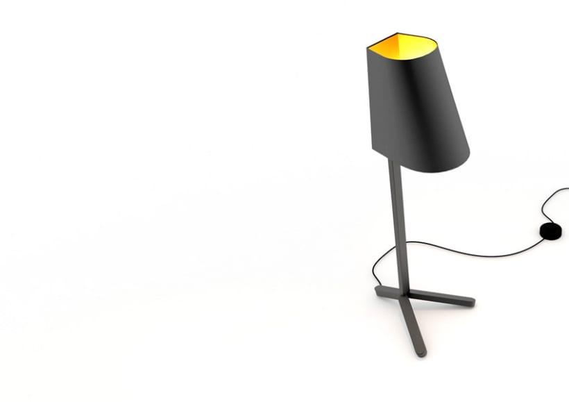 Lámpara Pelican 2