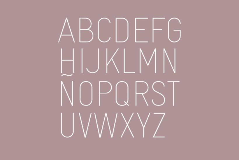 tipografía 3