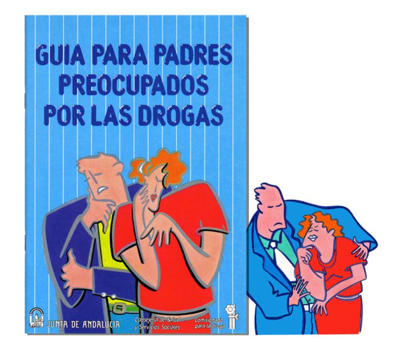 Guía para padres preocupados por las drogas 1