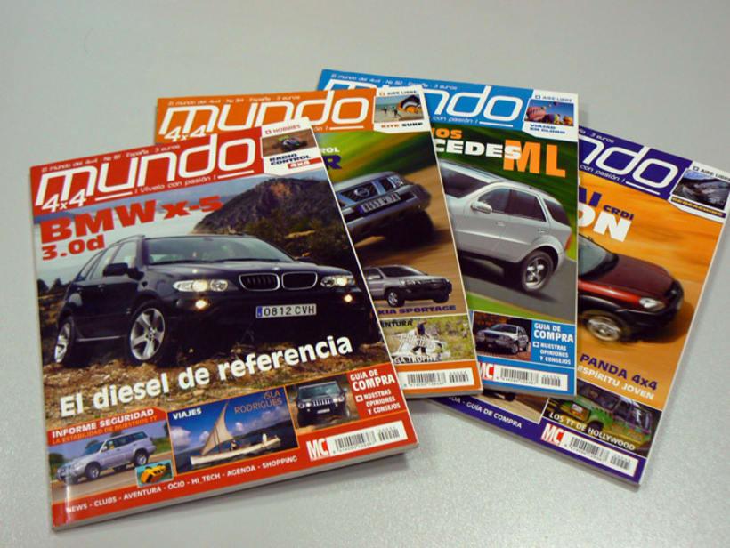 Mundo 4x4 4