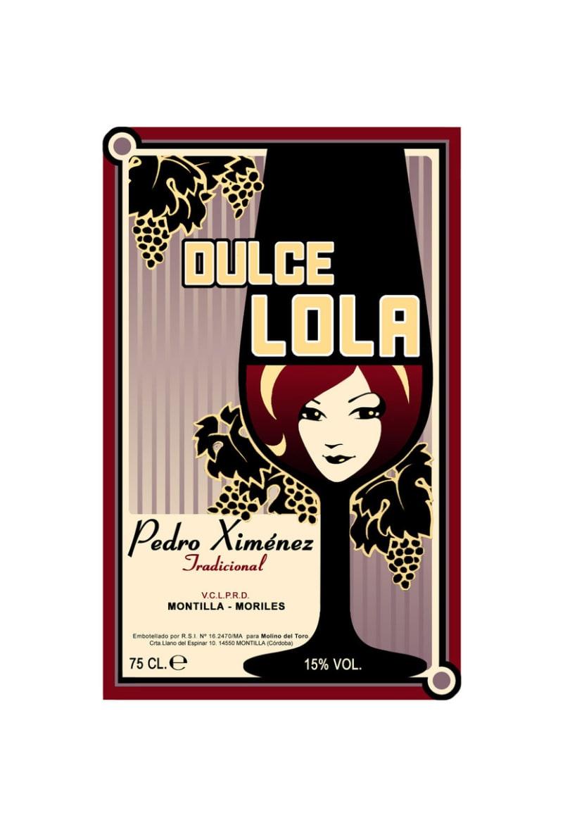 DULCE LOLA 1