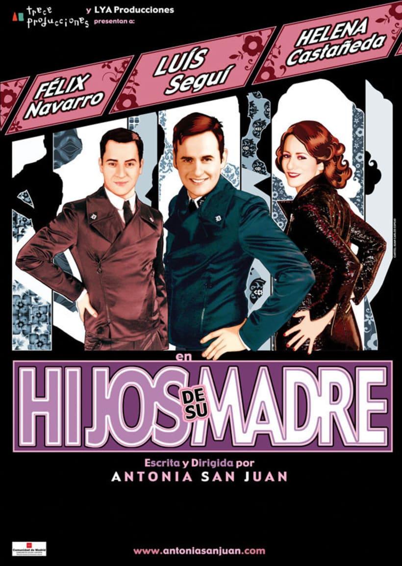 HIJOS DE SU MADRE 1