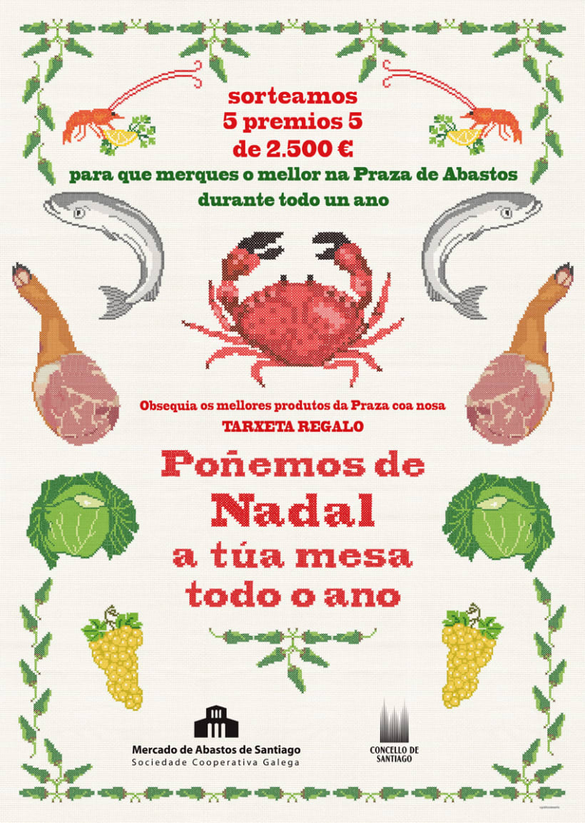 Mercado de Abastos de Compostela 2