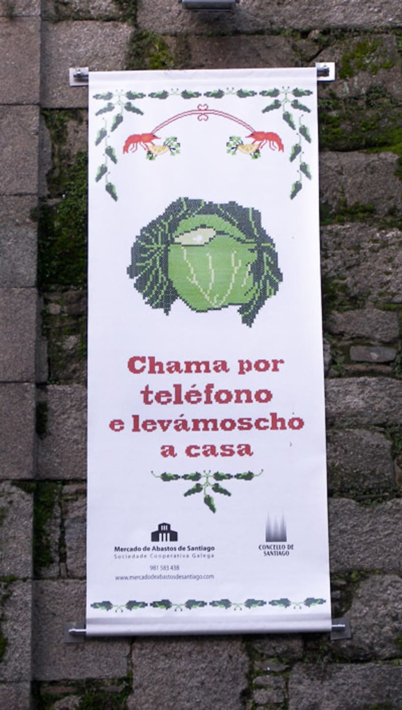 Mercado de Abastos de Compostela 7