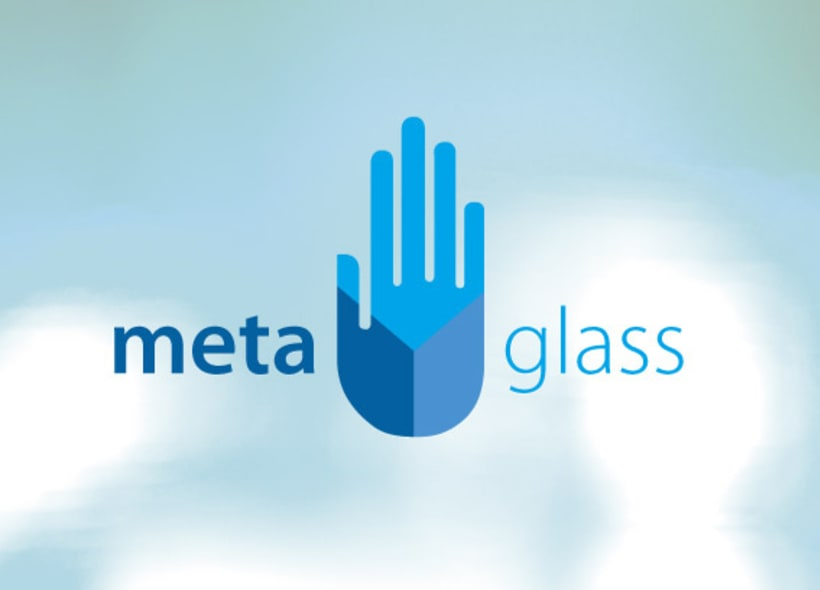 metaglass / identidad corporativa 1