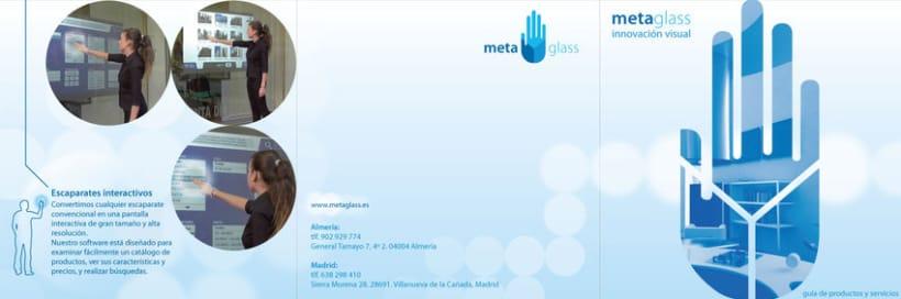 metaglass / identidad corporativa 3