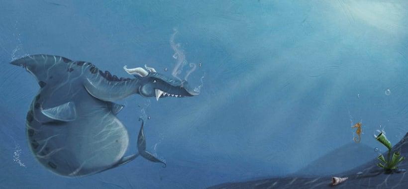 Tiburón dragón 2