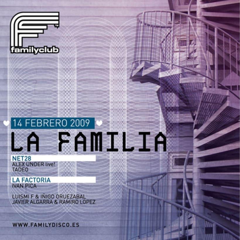Family Club 2008 - 2009 2