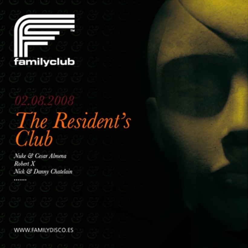 Family Club 2008 - 2009 3