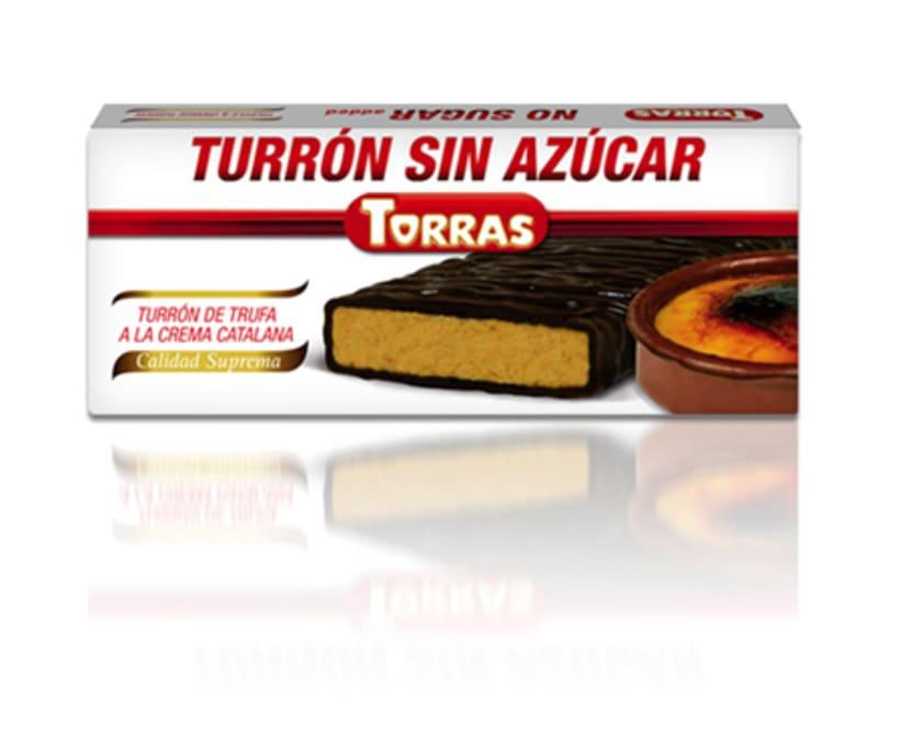 Turrón Sin Azúcar 4