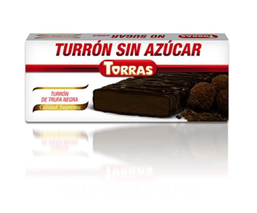 Turrón Sin Azúcar 3