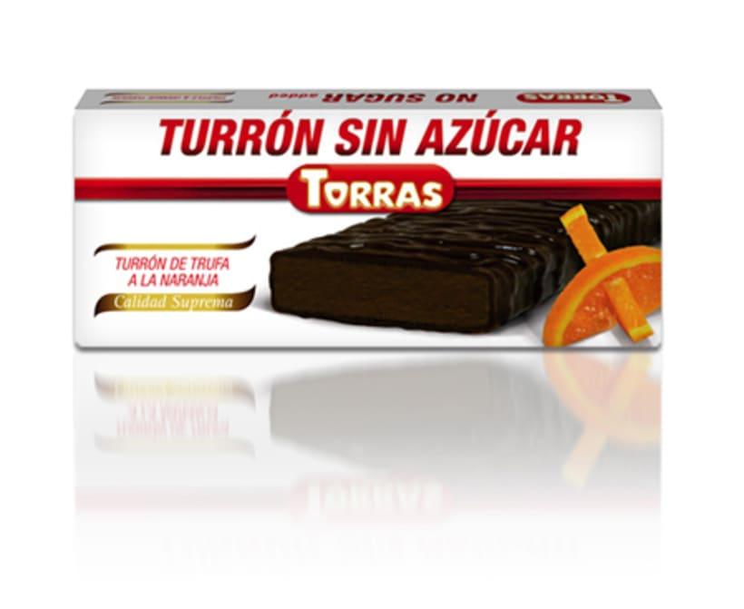 Turrón Sin Azúcar 2