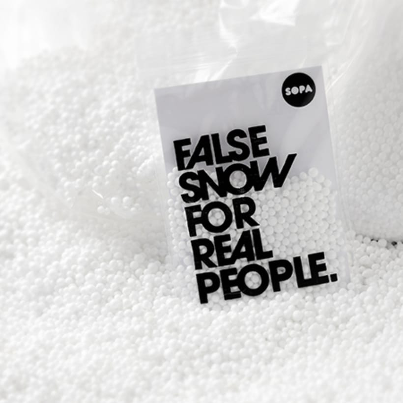 False Snow for Real People 2