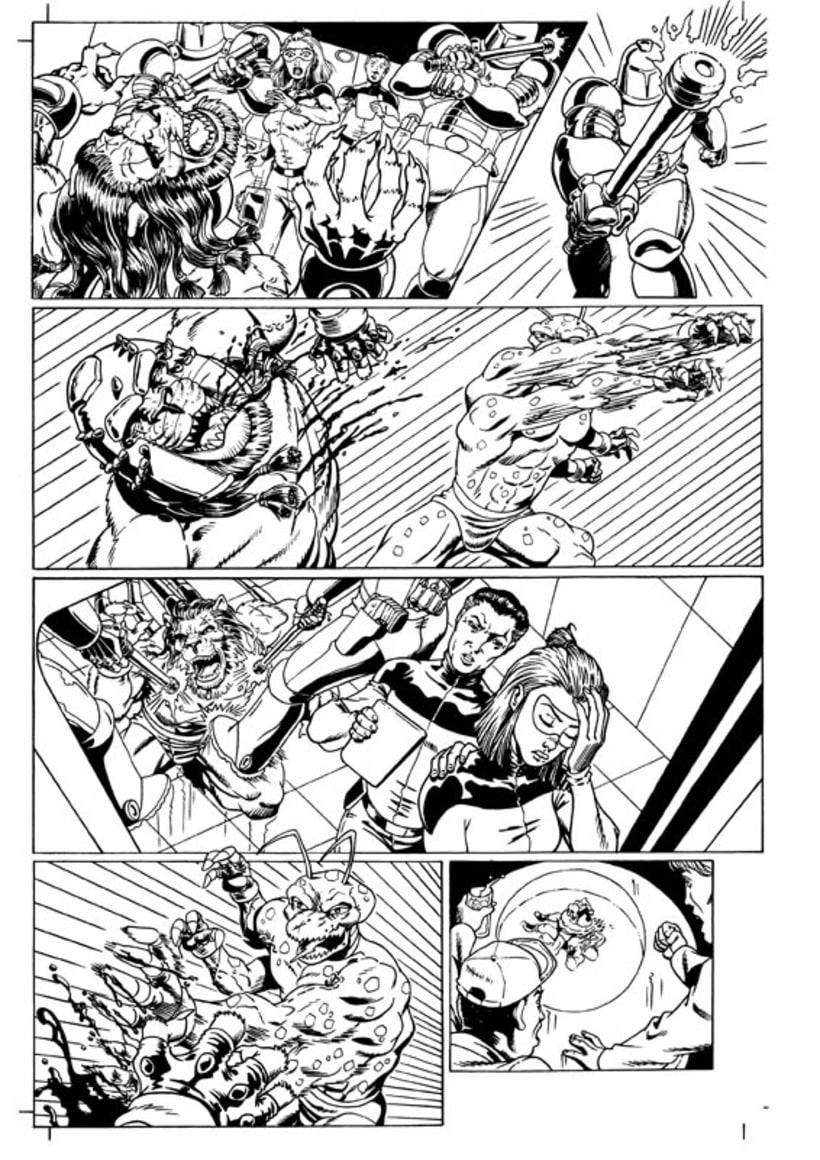 Caged página 4 1