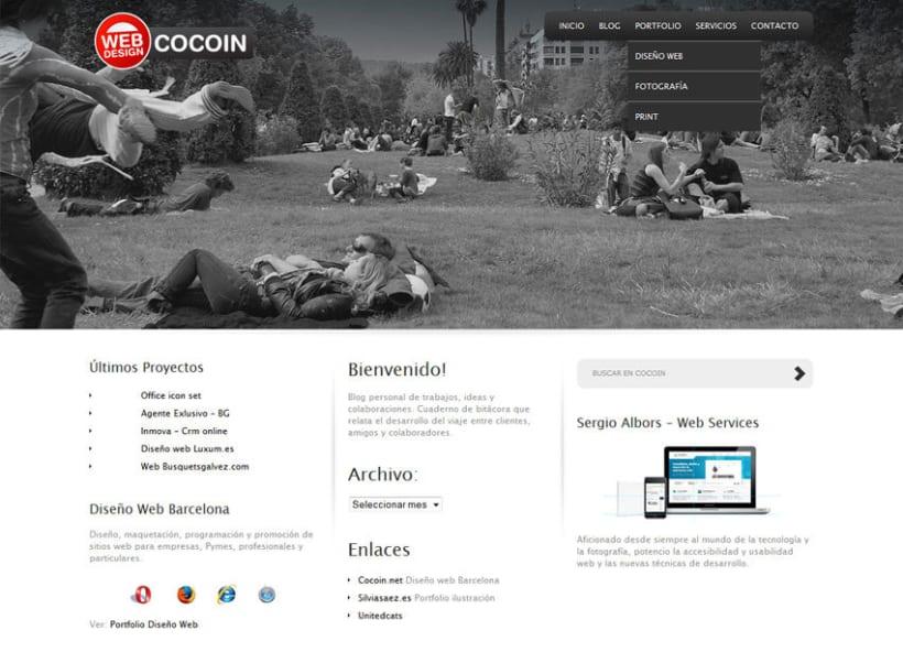 Cocoin Portfolio Web 1