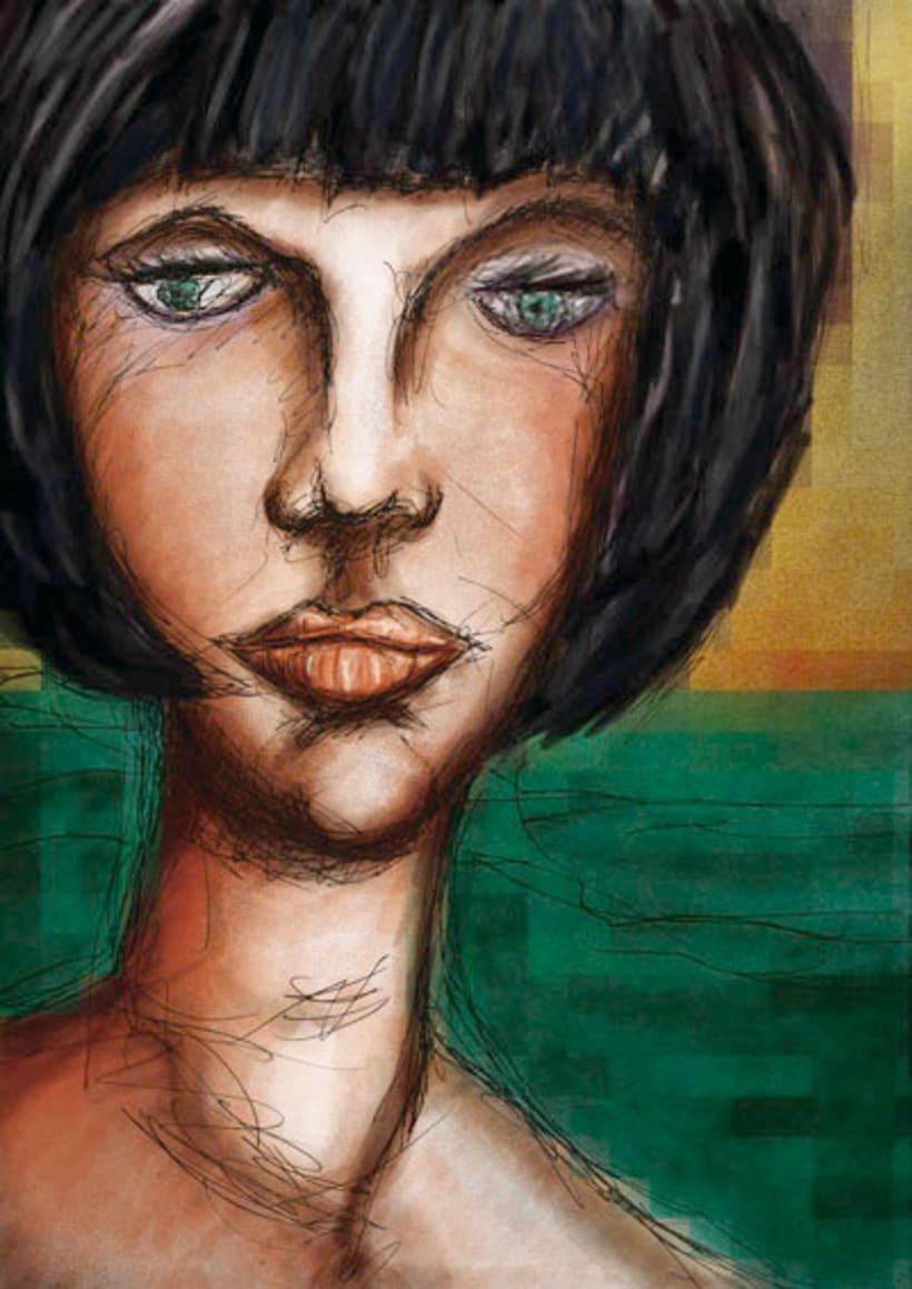 //mi alma// Ilustración Digital, viajes, bocetos... 2