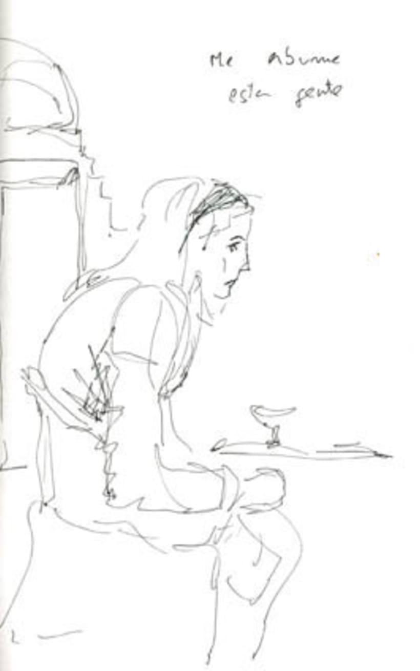 //mi alma// Ilustración Digital, viajes, bocetos... 24